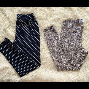 Bundle of Michael Kors and Old Navy Casual Pants